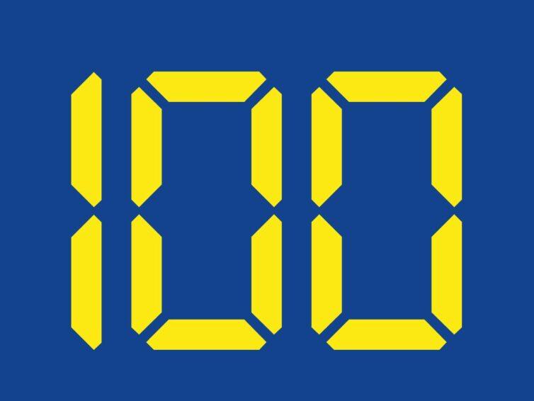 100 dagar kvar till EU-valet!