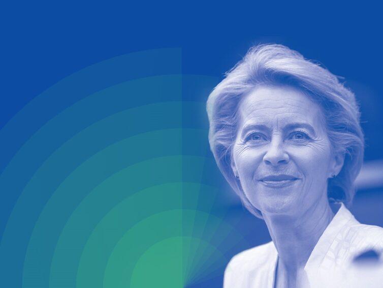 Ursula von der Leyen -Europeiska kommissionens nästa ordförande