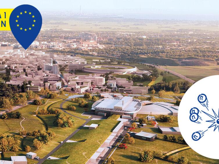 EU-projekt stöttar toppmoderna forskningsanläggningarna ESS och MAX IV i Lund