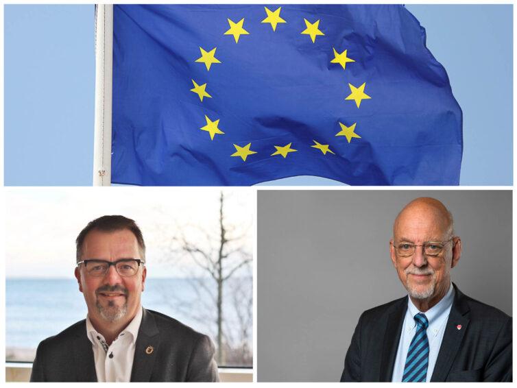 Sydskånes kommuner och Europa Direkt Sydskåne inspirerar och sprider goda exempel på EU-forum i Stockholm