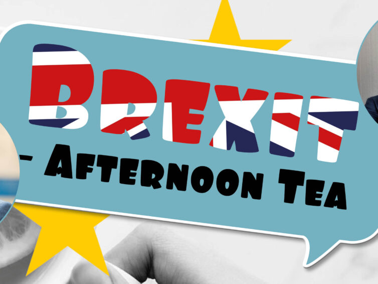 Brexit – Afternoon Tea i Ystad, 16/12