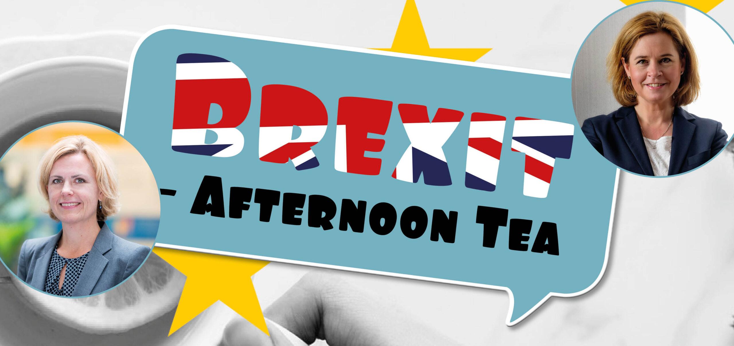 Brexit - Afternoon Tea @ Knutsalen, Ystads Gamla Rådhus