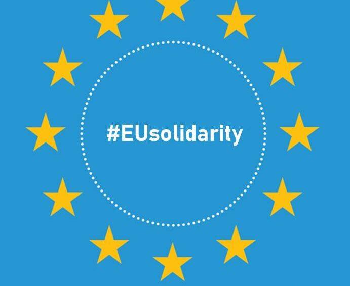 Solidaritet mellan EU-länderna i corona-krisen