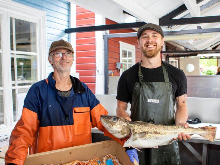 EU-finansierat projekt om hållbar fiskenäring i Skåne