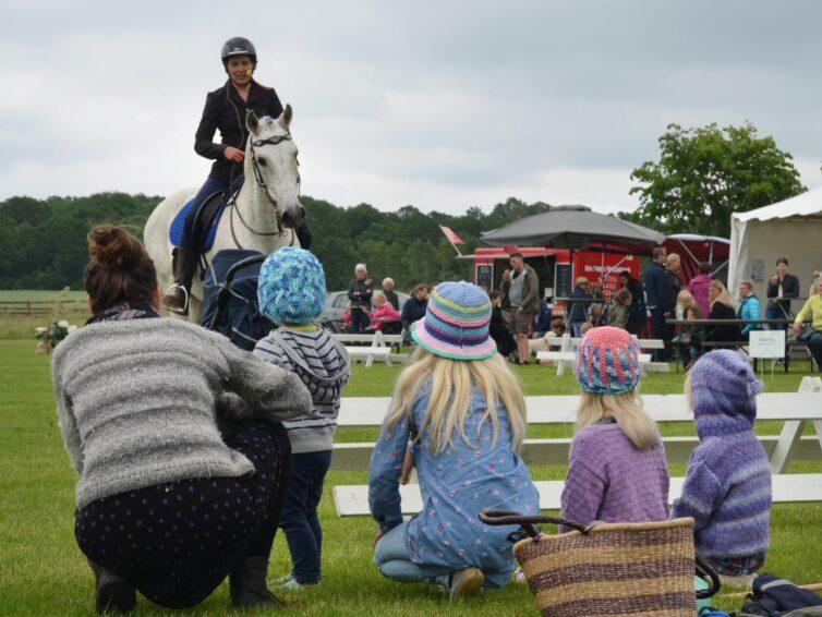EU-stöd till arbete kring hästverksamhet i Sydöstra Skåne
