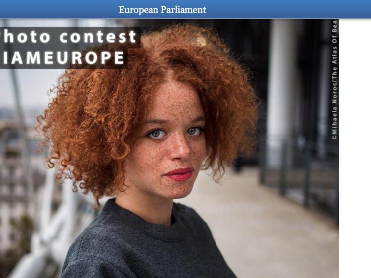 """Delta i Instagram-tävlingen """"Jag är Europa"""" och vinn en resa till Europaparlamentet i Bryssel!"""