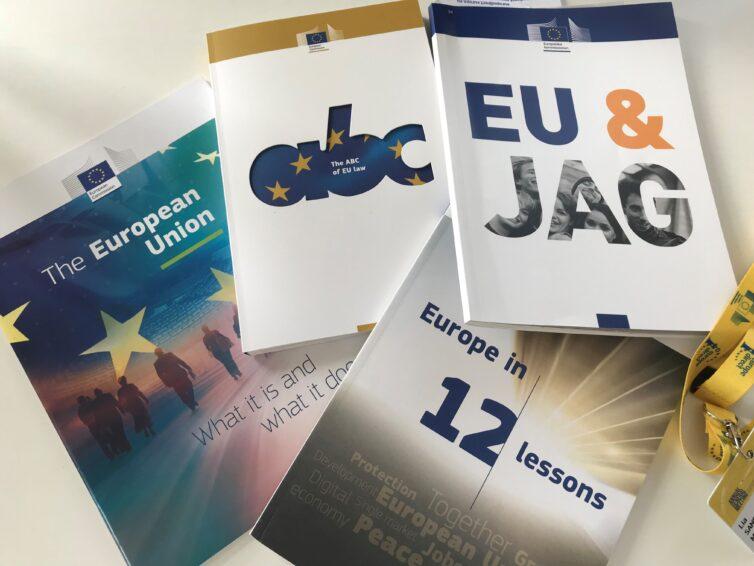 Sydskånskt perspektiv på EU-kommissionens publikationer