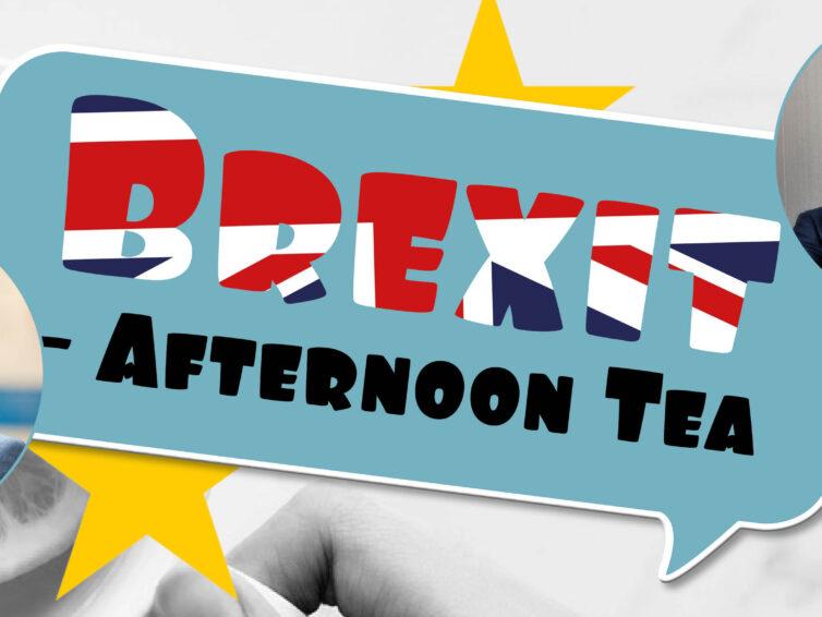 Brexit – Afternoon Tea i Ystad, 16/12