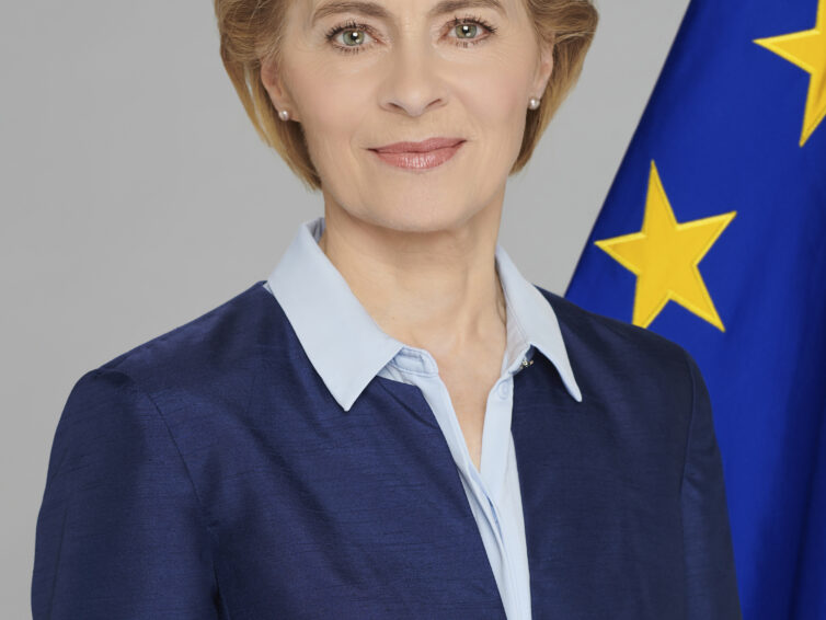 Missa inte Ursula von der Leyens första tal till Europeiska Unionen!