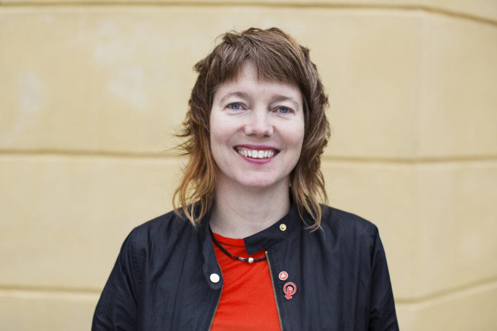 Bild på Malin Björk