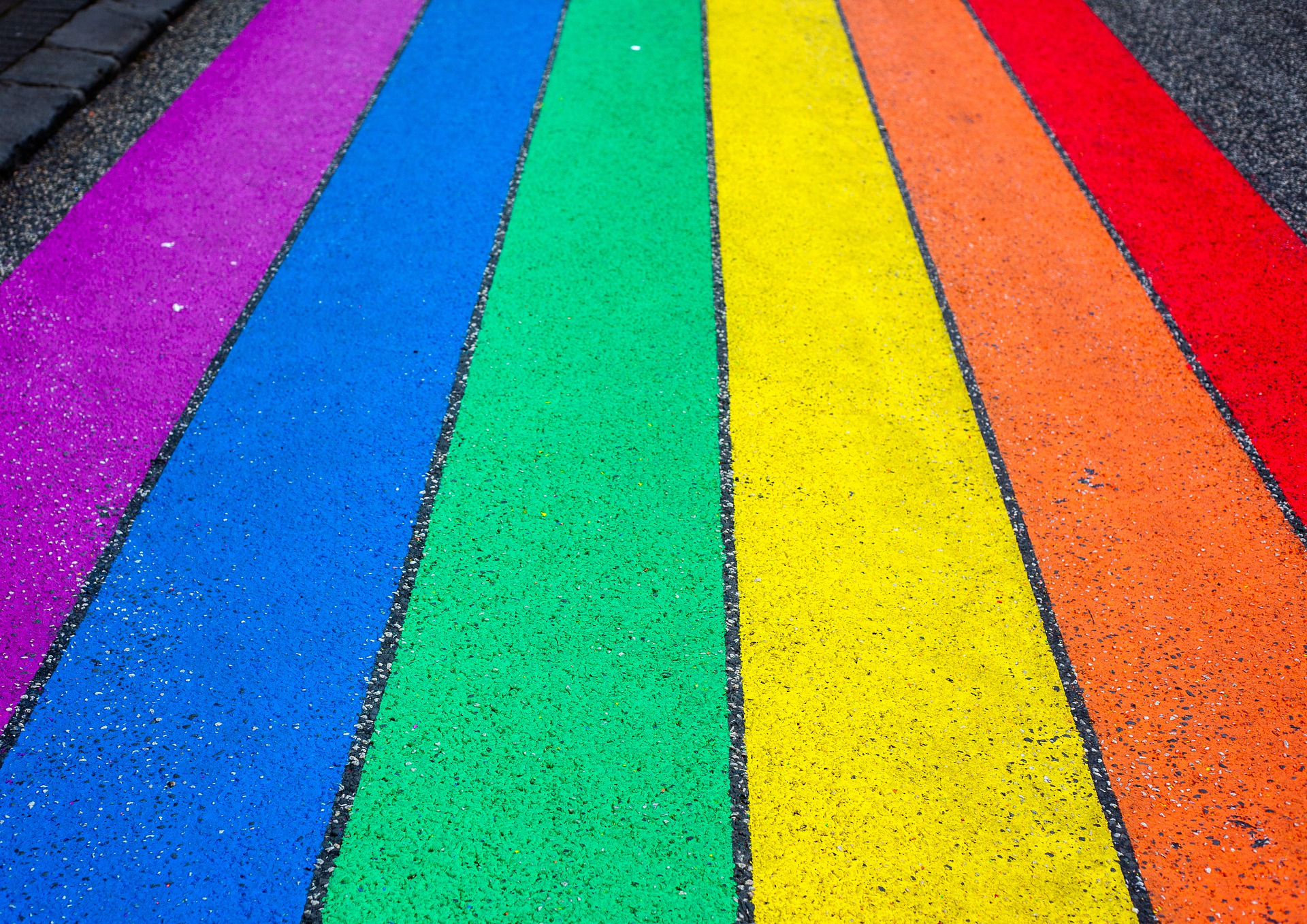 Pridefärgerna