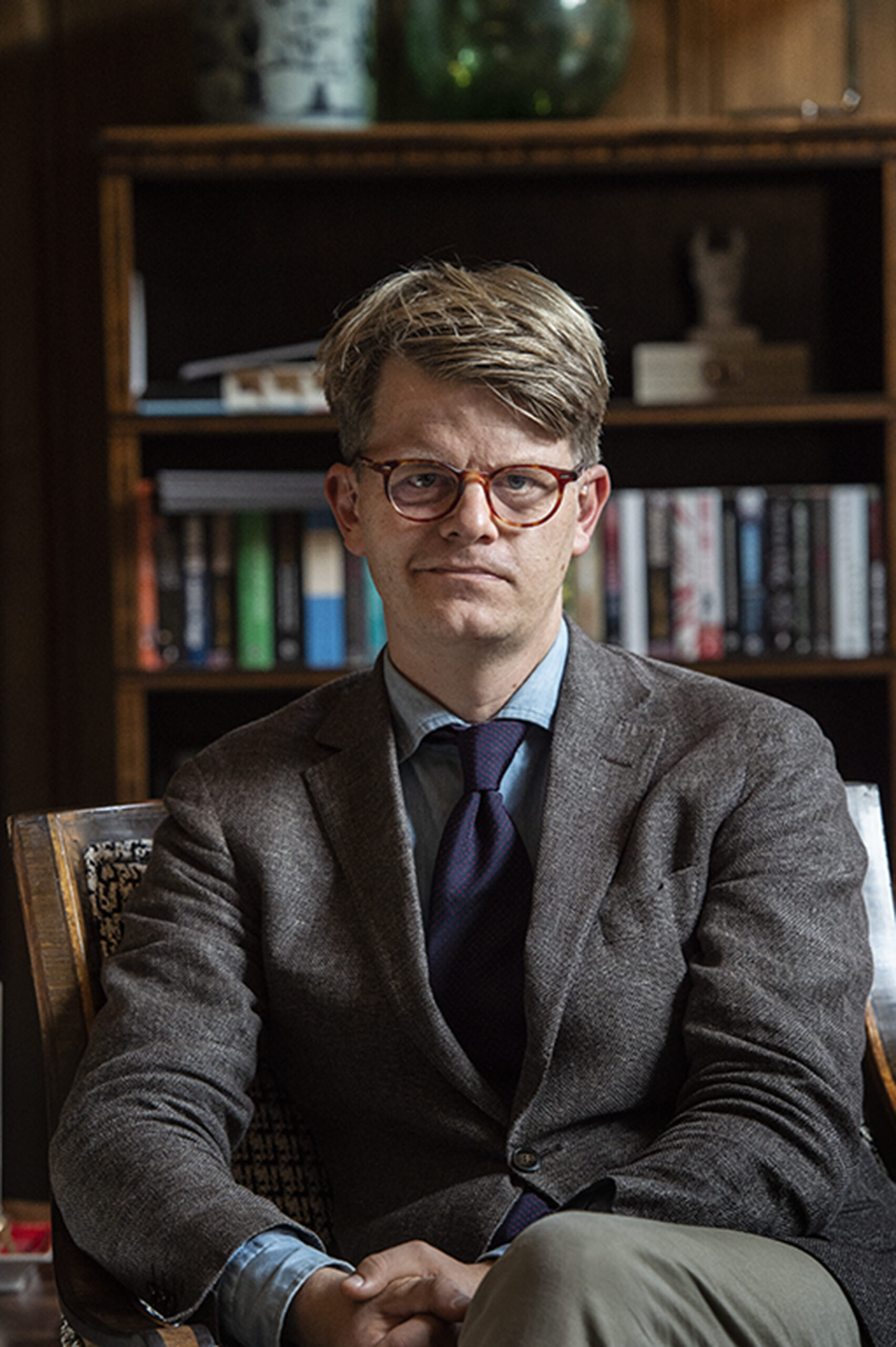 VVV Media Styrelse, Per Grankvist. Foto Anna Hållams