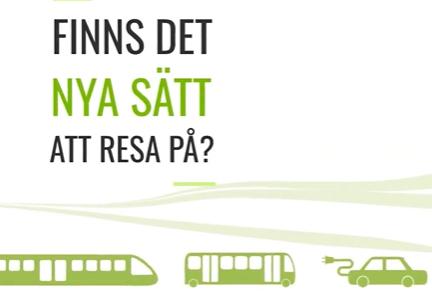 Hur vill du att transportmedlen på landsbygden ska utvecklas?